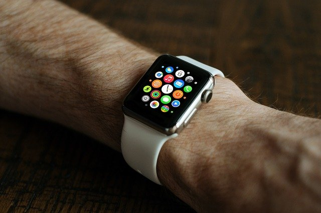 apple watch professionnelle